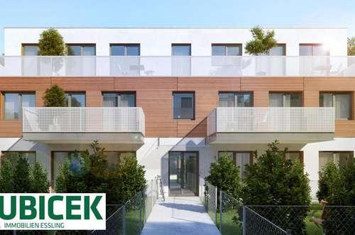 Top 06: Wohntraum mit 3 sonnigen Terrassen im Dachgeschoß