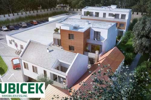Top 12: Ideale Einkind-Dachgeschoß-Wohnung in ländlich-urbaner Schulstadt