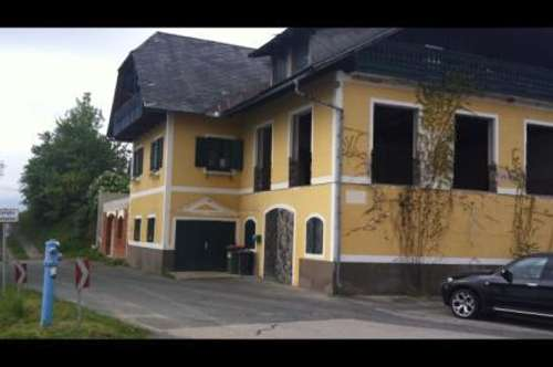 Grundstück mit Altbestand in Glanz an der Weinstrasse