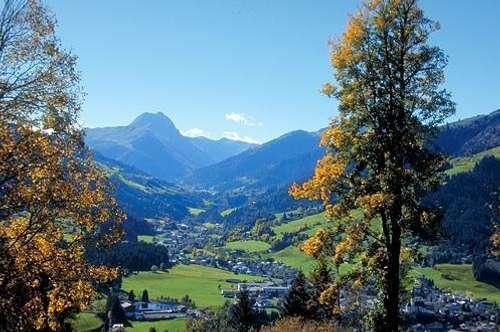 2 Zimmer Ferienwohnung mit Panoramablick auf Kirchberg