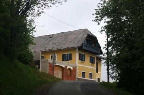 Sonniges Grundstück mit Altbestand in Glanz an der Weinstrasse / Südsteiermark