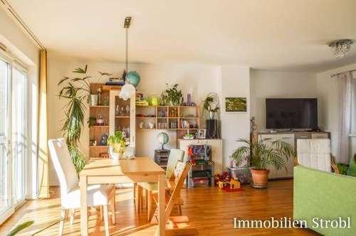 Für Anleger: Sonnige 3-Zimmer-Dachgeschoßwohnung in Seekirchen