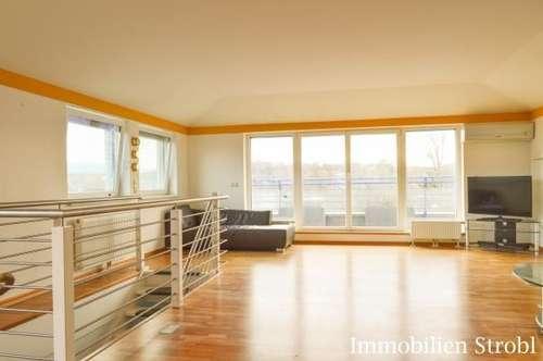 MIETE: Sonnige 3 1/2-Zimmer-Penthousewohnung in Seekirchen