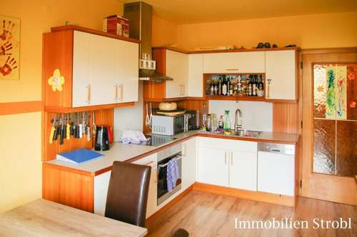 Gemütliche 3-Zimmer-Wohnung mit Garten in Berndorf bei Salzburg