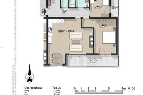 """Alpenhof"" Mariastein - Top 06 - 2.OG"