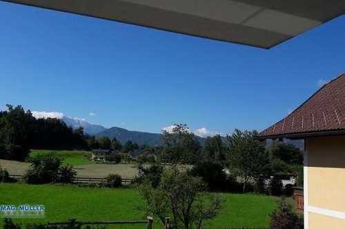 Lebenswert mit Bergblick- neuwertige 3-Zimmerwohnung mit Balkon in Elsbethen