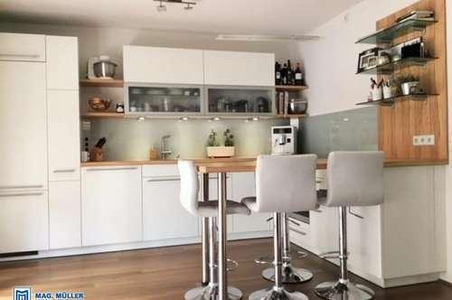 Topmoderne 2-ZI-Wohnung & Traumterrasse in Parklage