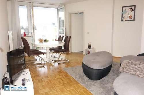 Schmuckstück! Sonnige, smarte 3 Zimmer-Wohnung inkl. Tiefgarage in Maxglan!
