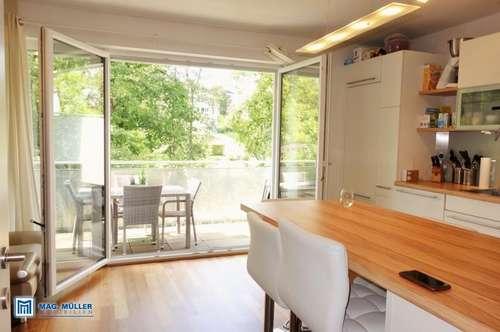 Einsteigerwohnung in Henndorf! Stylisch moderne 2-ZI-Wohnung & Traumterrasse in Parklage