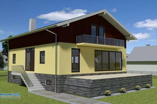 Lage - Lage - Lage .... Einfamilienhaus in absoluter Ruhelage mit Fernblick
