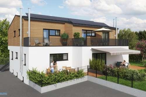 DesignW4 Henndorf - Bezaubernde 4-Zimmer-Wohnung mit Traumgarten