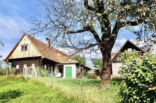 Südsteirische Weinstraße - Bauernhaus in geschützter Panoramalage