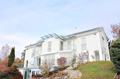 Graz - Andritz: Elegante Villa in traumhafter Aussichtslage   Graz - Top location: sophisticad villa with breathtaking views