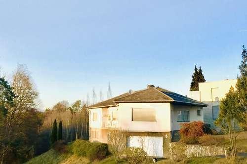 Graz - St. Peter: Einfamilienhaus mit Potential