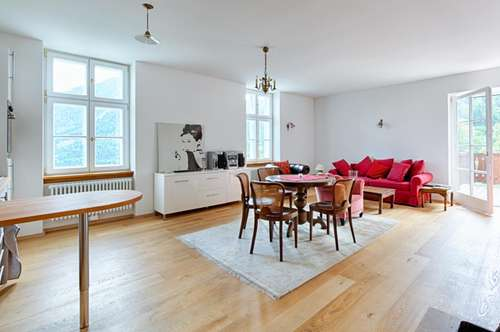 Semmering - Schöne Wohnung mit Balkon