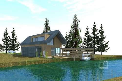 Wörthersee Sattnitz - Traumhaftes Baugrundstück am Wasser