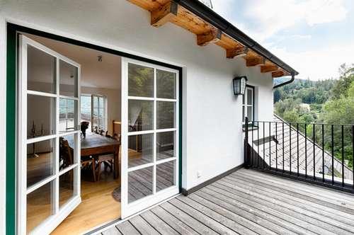 Semmering - Großzügige Dachgeschosswohnung