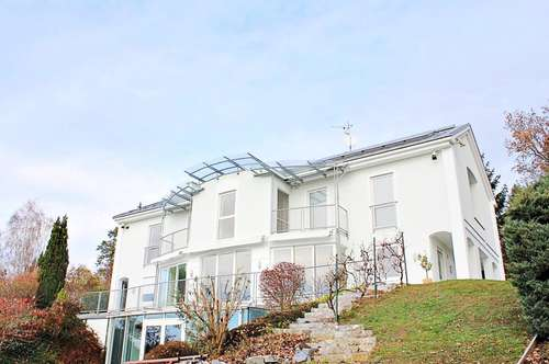 Graz - Andritz: Elegante Villa in traumhafter Aussichtslage | Graz - Top location: sophisticad villa with breathtaking views