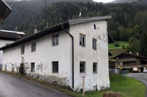renovierungsbedürftige Doppelhaushälfte in Tumpen/Ötztal zu verkaufen