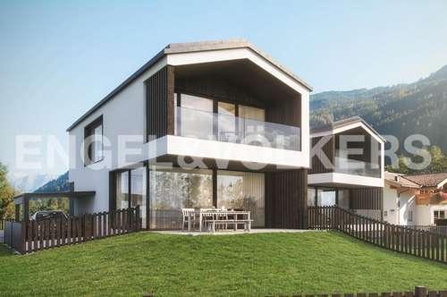 W-02CP3T Neubau - Doppelhaushälfte in Bestlage von Zell am See