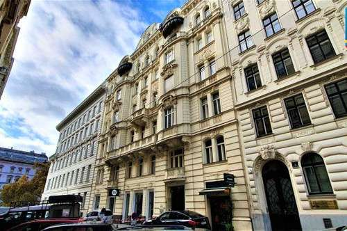 Prestigeträchtiges Büro im 1. Bezirk nähe Stadtpark