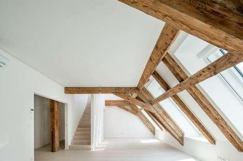 LUX³ - Erstklassige Dachgeschoßwohnungen, Erstbezug - Kauf 1010 Wien