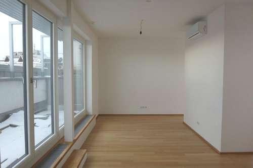 Erstklassige Drei-Zimmer-Dachgeschoßwohnung auf der Freyung - Miete 1010 Wien