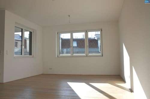 Margaretenplatz: 2-Zimmer Wohnung mit Loggia - zu mieten 1050