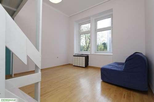Für GESTALTUNGSFREUDIGE - Nähe AKH ( ca. 38m² 2 Zimmer € 179.000,-)