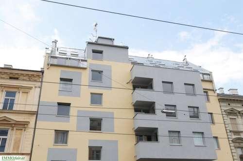 Exklusiver Neubau! Top ausgestattete 3 Zimmer - 64m² Wohnfläche mit 5m² Balkon!