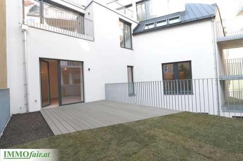 TERRASSENTRAUM in Hofruhelage - (1. OG Top 3 - 3 Zimmer ca. 65 m² + 28 m² Terrasse € 399.000,-)