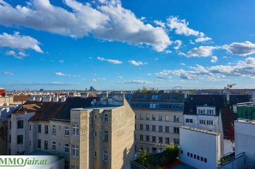 That View ! Großzügiger Dachgeschoss-Traum mit wunderschönem Wienblick !