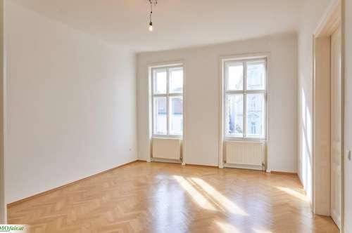 Sonnige 3-Zimmer-Altbauwohnung in Top-Lage des 9. Bezirks!