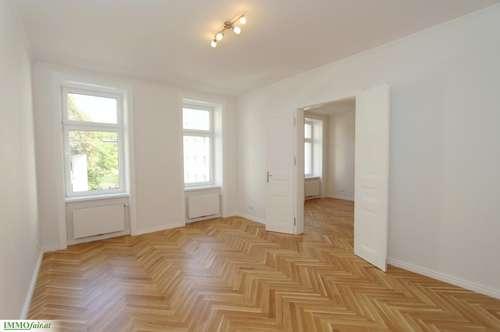 Wunderschön sanierte 2 Zimmer Altbauwohnung mit perfektem Grundriss - Nähe Q19 (Top 14, EUR 275.000)