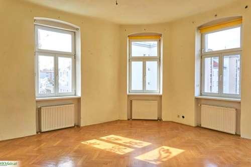Gepflegte 2 Zimmer Eckwohnung in gepflegtem Altbau - leistbares Wohnen in attraktiver Lage! Nähe Wilhelminenspital - U3 / (Top 35: 49m²)