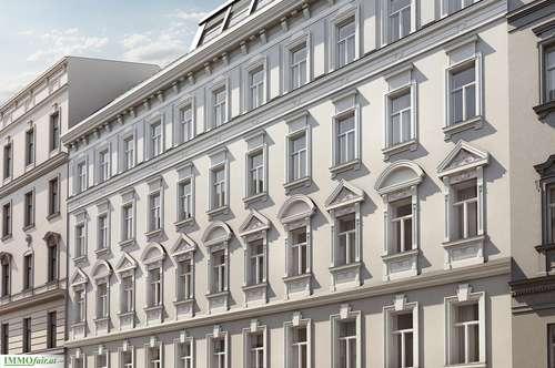 FAMILIENTRAUM im ALTBAU-JUWEL 4 Zimmer Stilaltbauwohnung mit 11 m² Balkon ( Top 22-23 € 799.000,-)
