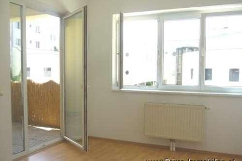 Loggia-Wohnung mit 3 Zimmern, in RUHELAGE, im Zentrum Neusiedl/See