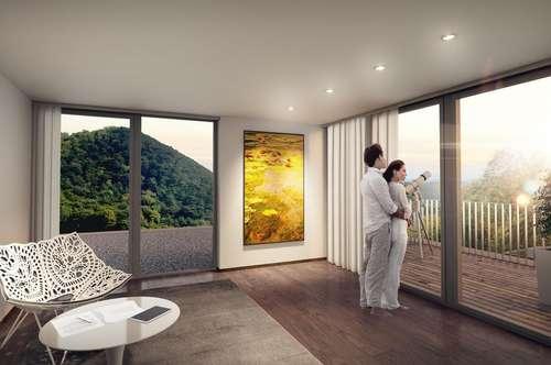 Flexibler Grundriss - Architektenvilla Neubau Erstbezug in Hinterbrühl mit Pool - Grünruhelage