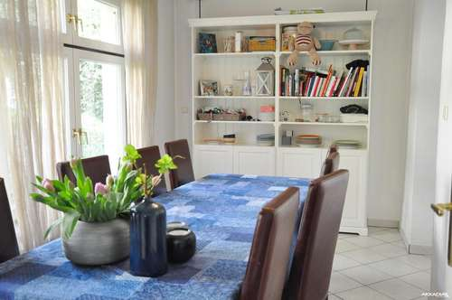 Stilvolle Miet- Villa in Ruhelage, nahe A.I.S. und Glanzing