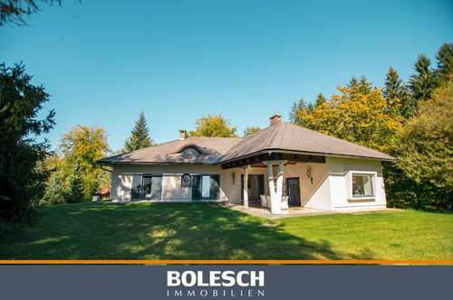 Stilvolles Landhaus in idyllischer Ruhelage nahe Klagenfurt