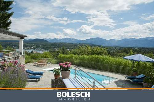 SEEBLICK VELDEN | Villa in einzigartiger Aussichtslage