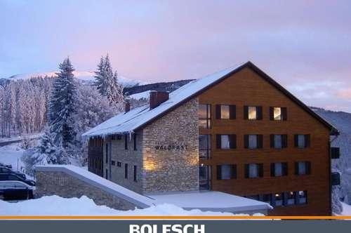 Alpengasthof/Hotel in bester Aussichtslage auf der Koralpe - 5400 m2 Bauland ideal für Bauträger und Investoren