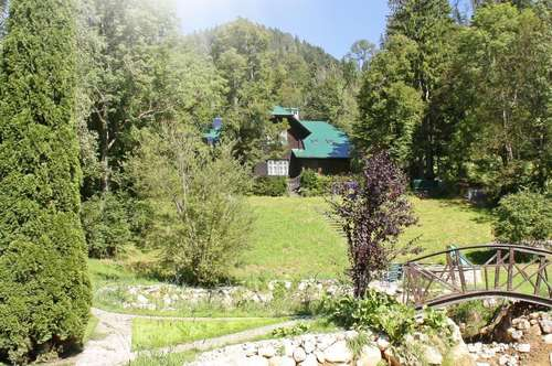 Landhaus bei Mariazell