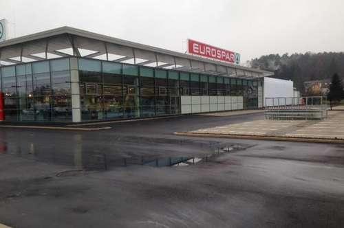 Retailflächen in Frequenzlage neben EUROSPAR