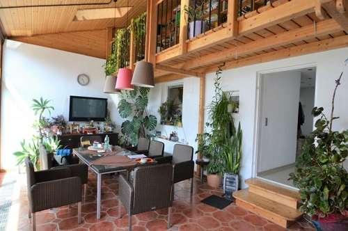 Nettes Einfamilienhaus mit uneinsehbarem Garten und Pool nahe Wien