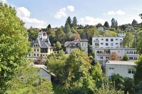 Traumhafte Terrassenwohnung mit Garten am Heuberg