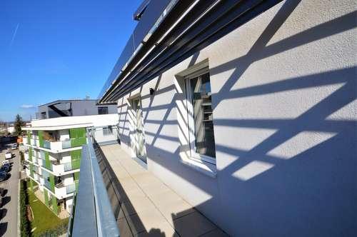 Erstbezug Penthouse, DG-Maisonette mit ca. 100 m2 Terrassen