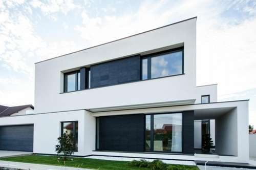 Moderne Architekten Villa in Strebersdorf