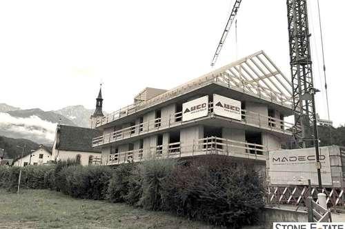 s`Dahoam - Top 11 - 2-Zimmer in Mötz mit 11 m2 Terrasse im 3.OG + Galerie