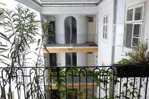 Erstbezug nach hochwertiger Sanierung | komplett revitalisiertes Josephinenhaus | Ballgasse | 60 m² | 2 Zimmer